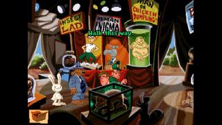Sam & Max Hit the Road screenshot 7