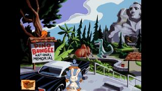 Sam & Max Hit the Road screenshot 1