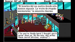 Leisure Suit Larry 2: Larry goes looking for love (in several wrong places) screenshot 2