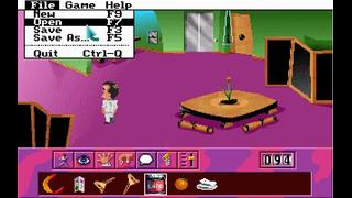 Leisure Suit Larry 6: Shape Up or Slip Out! screenshot 2