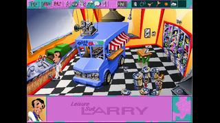 Leisure Suit Larry 6: Shape Up or Slip Out! screenshot 5