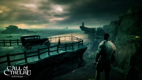 Call of Cthulhu: The Official Video Game screenshot 5