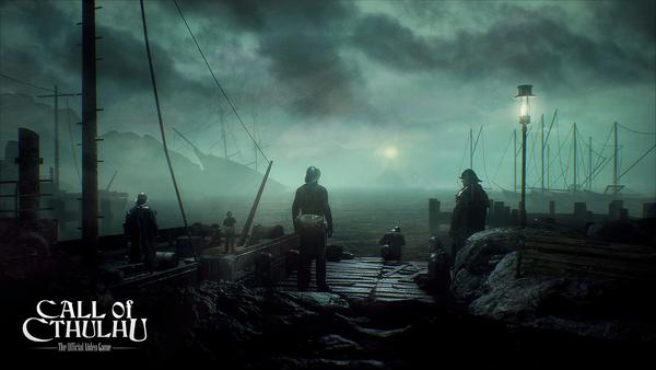 Call of Cthulhu: The Official Video Game screenshot 7