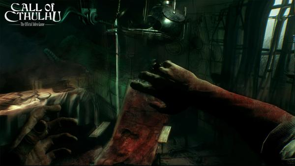Call of Cthulhu: The Official Video Game screenshot 6