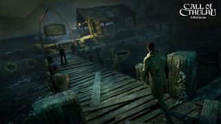 Call of Cthulhu: The Official Video Game screenshot 3