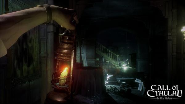 Call of Cthulhu: The Official Video Game screenshot 9