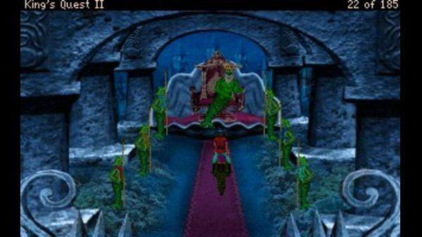 King's Quest 2: Romancing the Throne screenshot 3