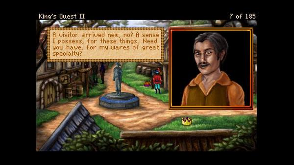 King's Quest 2: Romancing the Throne screenshot 5