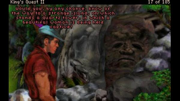 King's Quest 2: Romancing the Throne screenshot 2