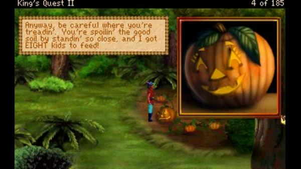 King's Quest 2: Romancing the Throne screenshot 1