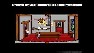 King's Quest 3: To Heir is Human screenshot 1