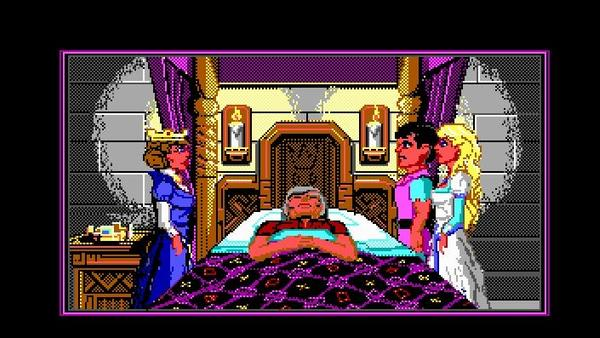 King's Quest 4: The Perils of Rosella screenshot 1