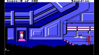 Space Quest: Chapter I - The Sarien Encounter screenshot 1