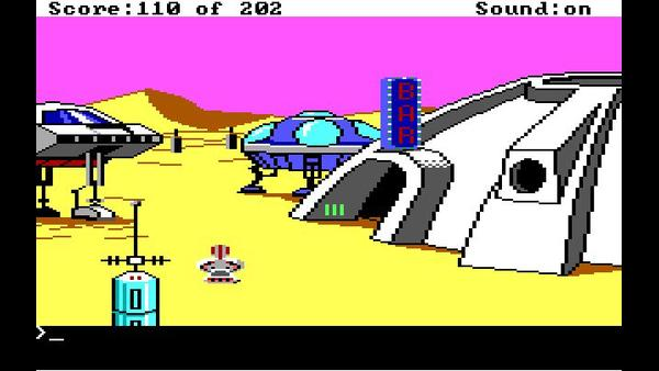 Space Quest: Chapter I - The Sarien Encounter screenshot 5