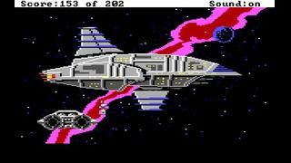 Space Quest: Chapter I - The Sarien Encounter screenshot 4