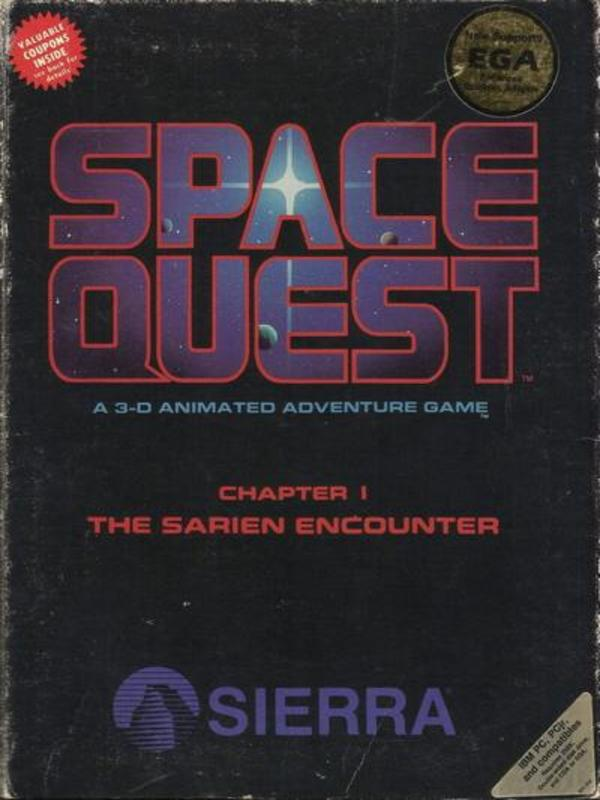 Space Quest: Chapter I - The Sarien Encounter