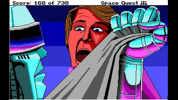 Space Quest III: The Pirates of Pestulon screenshot 3