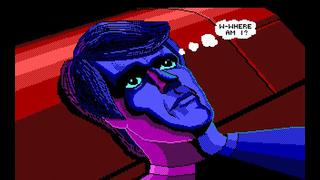 Space Quest III: The Pirates of Pestulon screenshot 1