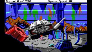 Space Quest III: The Pirates of Pestulon screenshot 2