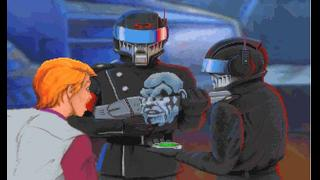 Space Quest IV: Roger Wilco and the Time Rippers screenshot 1
