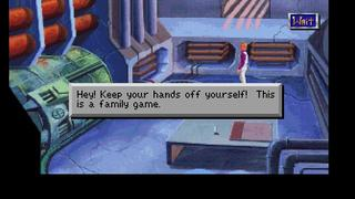 Space Quest IV: Roger Wilco and the Time Rippers screenshot 2