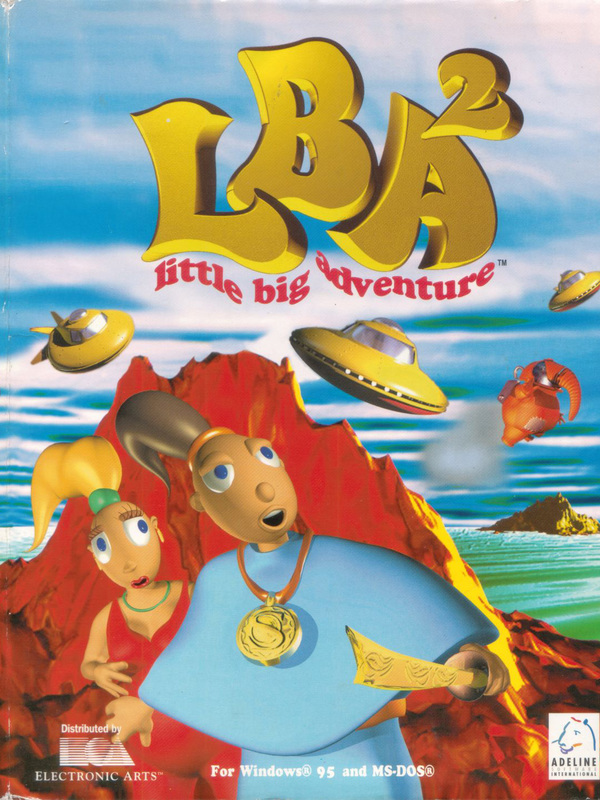 Little Big Adventure 2 - Twinsen's Odyssey