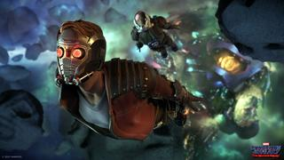 Guardians of the Galaxy: The Telltale Series screenshot 2