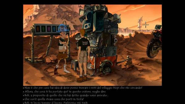 Runaway: A Road Adventure screenshot 3