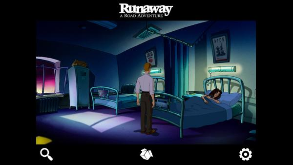 Runaway: A Road Adventure screenshot 2