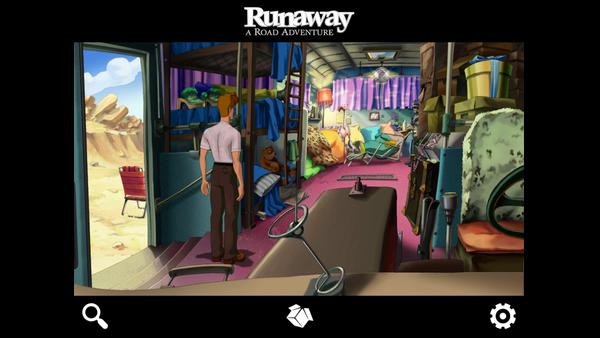 Runaway: A Road Adventure screenshot 7