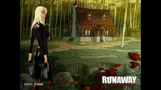 Runaway: A Twist of Fate screenshot 1