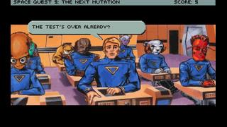 Space Quest V: The Next Mutation screenshot 2