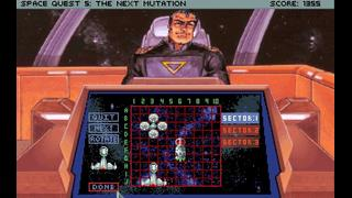 Space Quest V: The Next Mutation screenshot 5