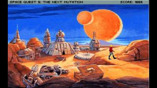 Space Quest V: The Next Mutation screenshot 4