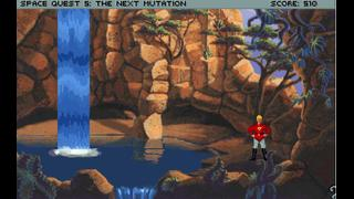 Space Quest V: The Next Mutation screenshot 3