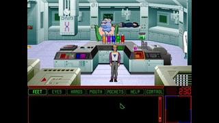 Space Quest VI: Roger Wilco in the Spinal Frontier screenshot 3