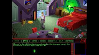 Space Quest VI: Roger Wilco in the Spinal Frontier screenshot 5