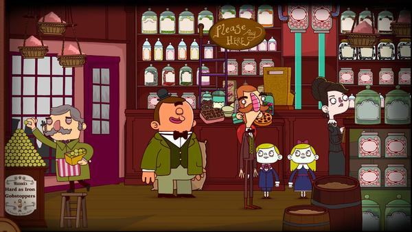 Adventures of Bertram Fiddle screenshot 5