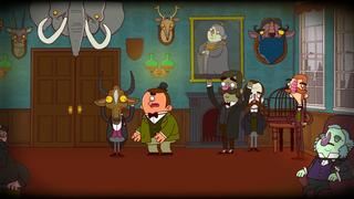 Adventures of Bertram Fiddle screenshot 4