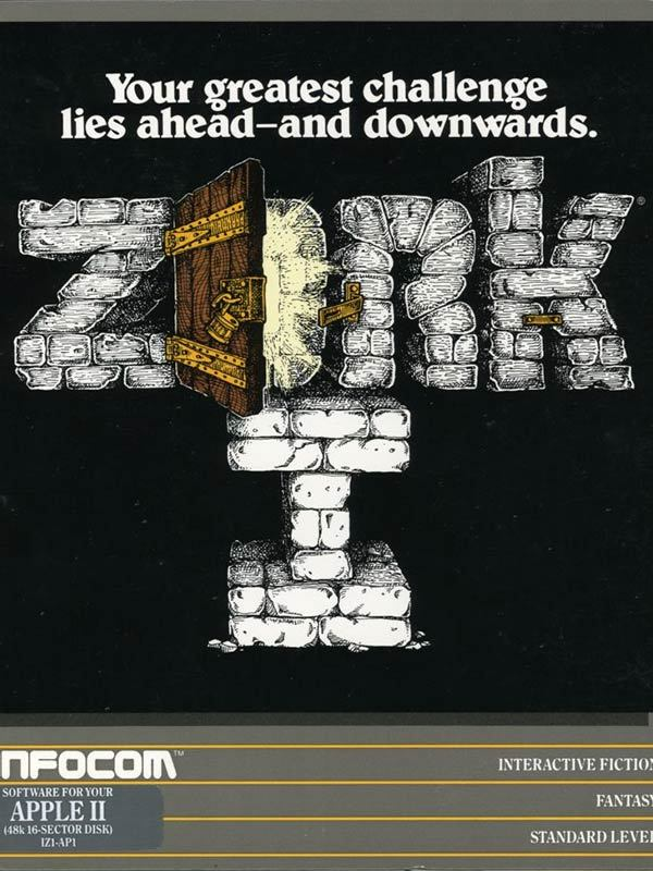 Zork: The Great Underground Empire