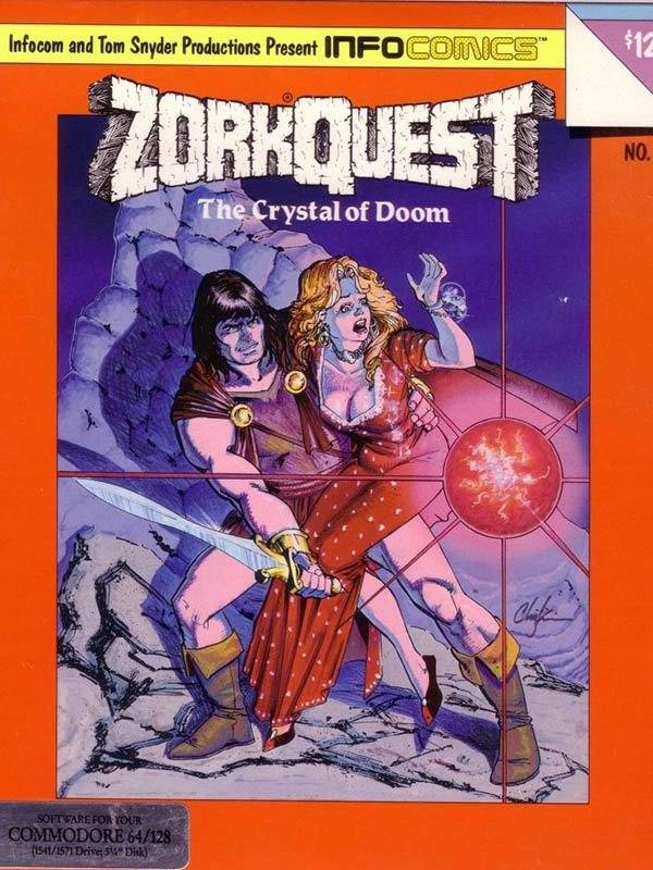 ZorkQuest: The Crystal of Doom