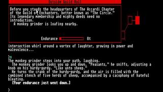 Beyond Zork: The Coconut of Quendor screenshot 5