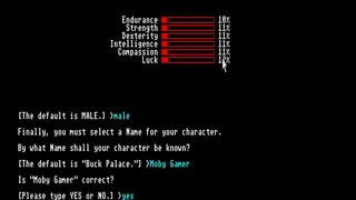 Beyond Zork: The Coconut of Quendor screenshot 4