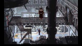 Beneath a Steel Sky screenshot 4