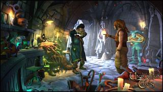 The Book of Unwritten Tales screenshot 5