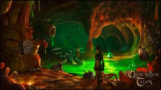 The Book of Unwritten Tales screenshot 4