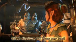 The Book of Unwritten Tales 2 video 6