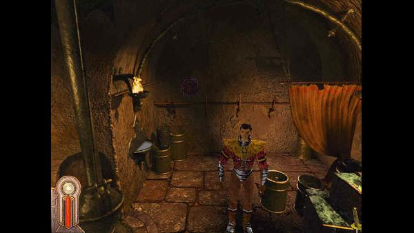 Dark Earth screenshot 2