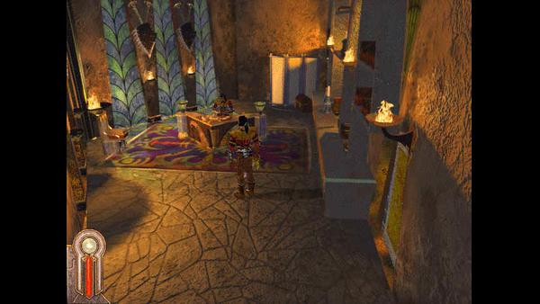 Dark Earth screenshot 5