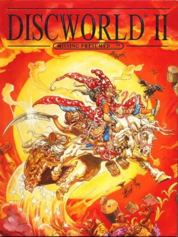 Discworld 2: Missing Presumed...!?